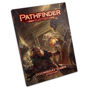 [Pathfinder: RPG: 2nd Edition Playtest Adventure: Doomsday Dawn (Product Image)]