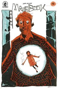 [Mazebook #1 (Cover A Lemire) (Product Image)]