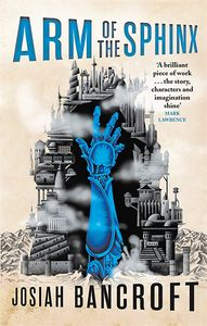 [The Books Of Babel: Book 2: Arm Of The Sphinx (Product Image)]
