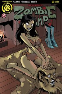 [Zombie Tramp: Ongoing #32 (Cover A Celor) (Product Image)]