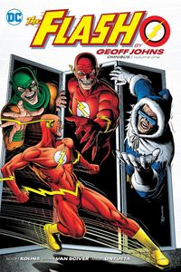 [Flash: Omnibus By Geoff Johns: Volume 1 (New Edition Hardcover) (Product Image)]