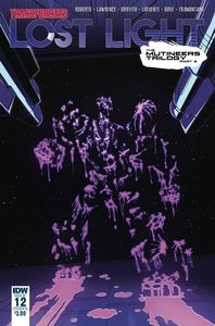 [Transformers: Lost Light #12 (Cover B Roche) (Product Image)]