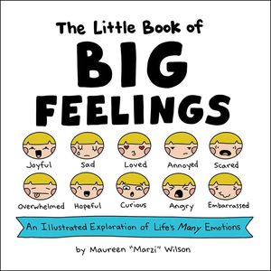[The Little Book Of Big Feelings (Hardcover) (Product Image)]