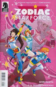[Zodiac Starforce #1 (Product Image)]
