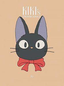 Studio Ghibli Kiki S Delivery Service Jiji Plush Journal Forbiddenplanet Com Uk And Worldwide Cult Entertainment Megastore