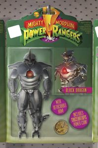 [Mighty Morphin Power Rangers #14 (Unlock Action Figure Variant) (Product Image)]