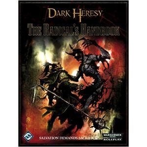 [Warhammer 40K: Dark Heresy: Radicals Handbook (Product Image)]