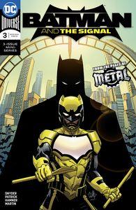 [Batman & The Signal #3 (Product Image)]