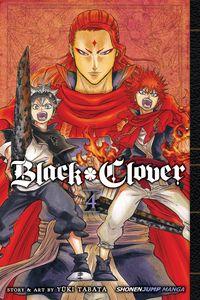 [Black Clover: Volume 4 (Product Image)]