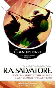 [Dungeons & Dragons: Forgotten Realms: Legend Of Drizzt: Book 3: 25th Anniversary Edition (Product Image)]