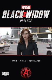[The cover for Marvels Black Widow: Prelude #1]