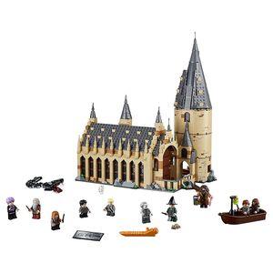 [LEGO: Harry Potter: Hogwarts Great Hall (Product Image)]