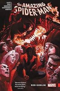 [Amazing Spider-Man: Red Goblin (Hardcover) (Product Image)]