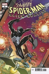 [Symbiote Spider-Man: Alien Reality #2 (Ron Lim Variant) (Product Image)]