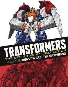 [Transformers: Definitive G1 Collection: Volume 90: Beast Wars Gathering (Product Image)]