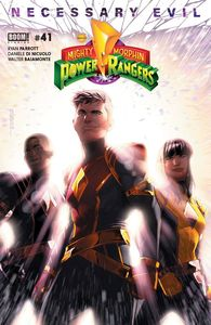 [Mighty Morphin Power Rangers #41 (Cover A Main Campbell) (Product Image)]