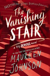 [The Vanishing Stair (Hardcover) (Product Image)]
