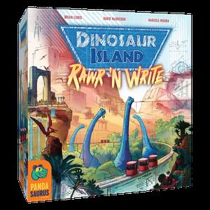 [Dinosaur Island: Rawr N' Write (Product Image)]