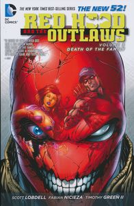 [Red Hood & The Outlaws: Volume 3: Death Of The Family (Product Image)]