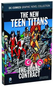[DC: Graphic Novel Collection: Volume 53: New Teen Titans: Judas Contract (Product Image)]