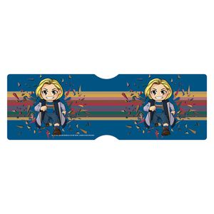 [Doctor Who: 13th Doctor: Travel Pass Holder: Kawaii Rainbow (SDCC 2018) (Product Image)]