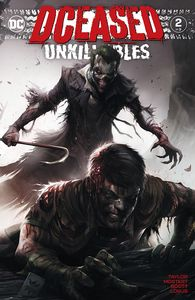 [DCeased Unkillables #2 (Mattina Fan Expo Variant) (Product Image)]