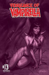 [Vengeance Of Vampirella #13 (Parrillo Tint Variant) (Product Image)]