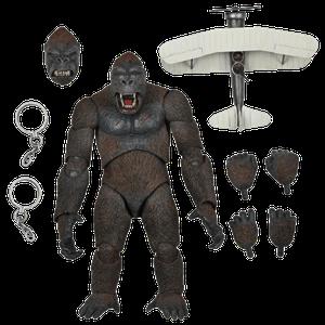 [King Kong: Action Figure: King Kong (Concrete Jungle) (Product Image)]