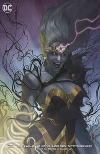 [Wonder Woman & Justice League Dark: The Witching Hour #1 (Variant Edition) (Product Image)]