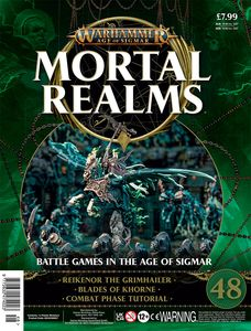[Warhammer: Age Of Sigmar: Mortal Realms #48 (Product Image)]