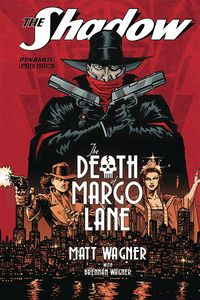 [Shadow: Death Of Margo Lane (Limited Edition Hardcover) (Product Image)]