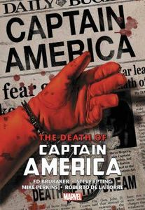 [Captain America: Omnibus: Death Captain America (New Printing Hardcover) (Product Image)]