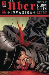 [Uber: Invasion #9 (War Crimes Cover) (Product Image)]