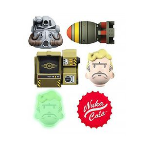 [Fallout: Squishy Stress Toy (Product Image)]
