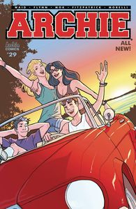 [Archie #29 (Cover C Woods Car) (Product Image)]