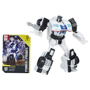 [Transformers: Generations: Power Of The Primes: Deluxe Action Figure:  Autobot Jazz (Product Image)]