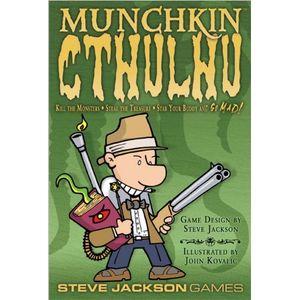 [Munchkin: Munchkin Cthulhu (Product Image)]