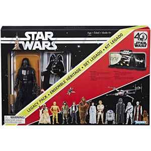 [Star Wars: Black Series: 40th Anniversary Legacy Pack (Product Image)]