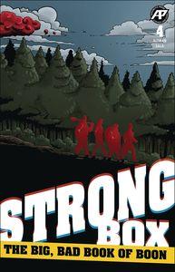 [Strong Box: Big Bad Book Of Boon #4 (Product Image)]