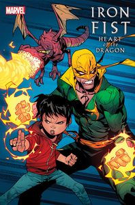[Iron Fist: Heart Of Dragon #5 (Petrovich Variant) (Product Image)]