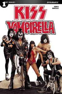 [Kiss/Vampirella #1 (Cover D Photo) (Product Image)]
