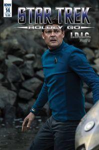[Star Trek: Boldly Go #14 (Cover B Kowalski) (Product Image)]