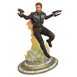 [Guardians Of The Galaxy Vol. 2: Marvel Gallery PVC Statue: Maskless Star Lord (Product Image)]