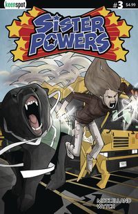 [The cover for Sister Powers #3]