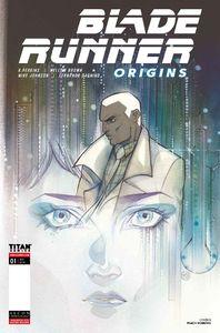 [Blade Runner: Origins #1 (Cover B Peach Momoko) (Product Image)]