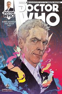 [Doctor Who: 12th #1 (Forbidden Planet Christian Ward Variant) (Product Image)]