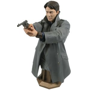 [Torchwood: Masterpiece Collection Maxi Bust: Captain Jack Harkness (Product Image)]