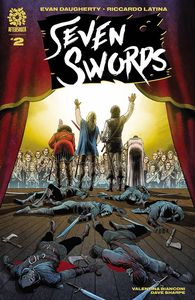 [Seven Swords #2 (Product Image)]