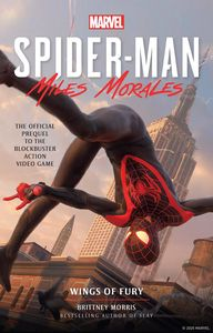 [Marvel's Spider-Man: Miles Morales: Wings Of Fury (Product Image)]
