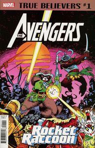 [True Believers: Avengers: Rocket Raccoon #1 (Product Image)]